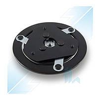 Пластина прижимная шкива компрессора, VISTEON HCC HS-18, Диаметр 115,00 мм, Hyundai