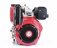Дизельный двигатель Weima WM186FB (вал шпонка)