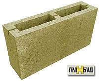 Блок простеночный песочный