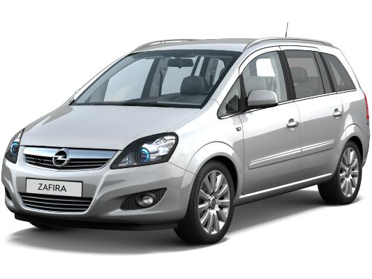 Лобовое стекло Opel Zafira B (2005-2010)