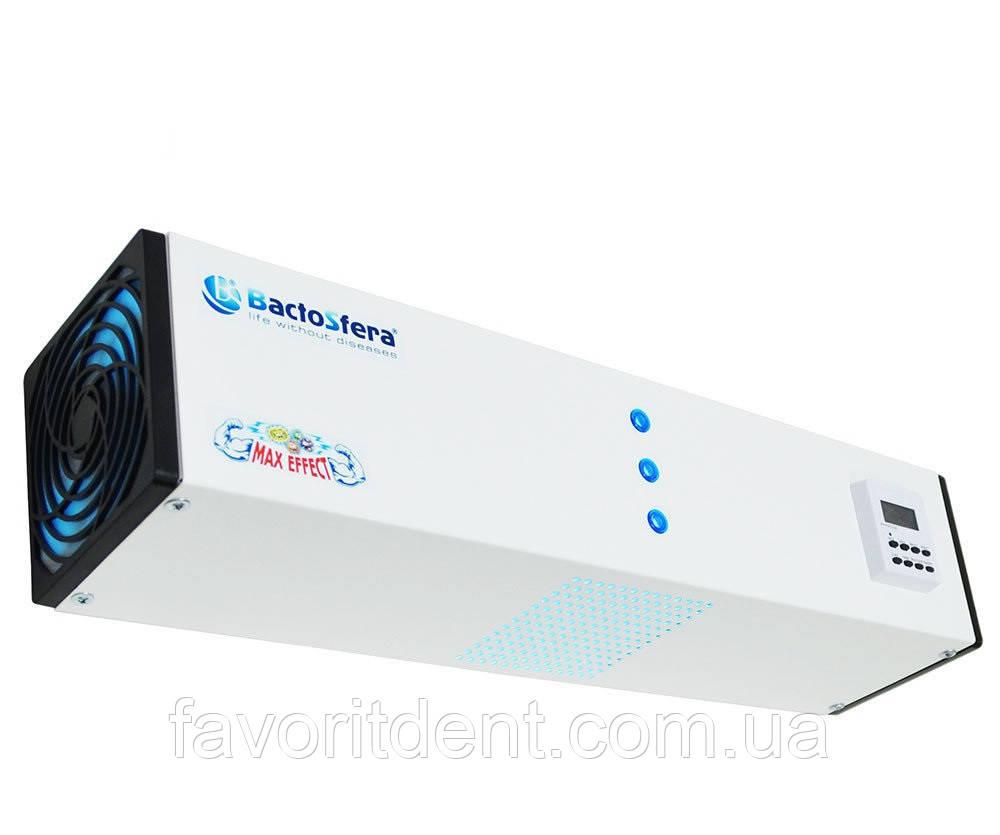 Бактерицидный рециркулятор BactoSfera ОРББ 15х3 MAX EFFECT