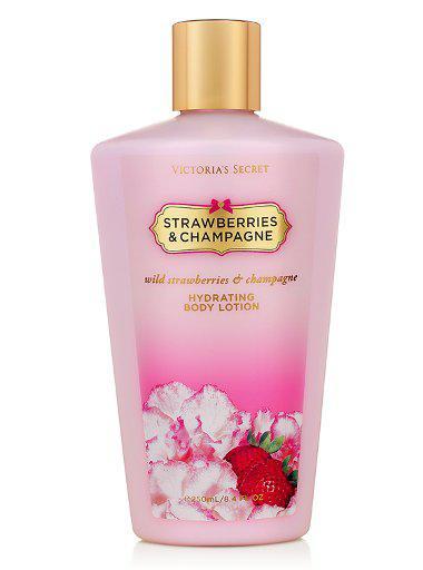 Лосьон для тела Victoria`s Secret Strawberries and Champagne 250mlНет в наличии