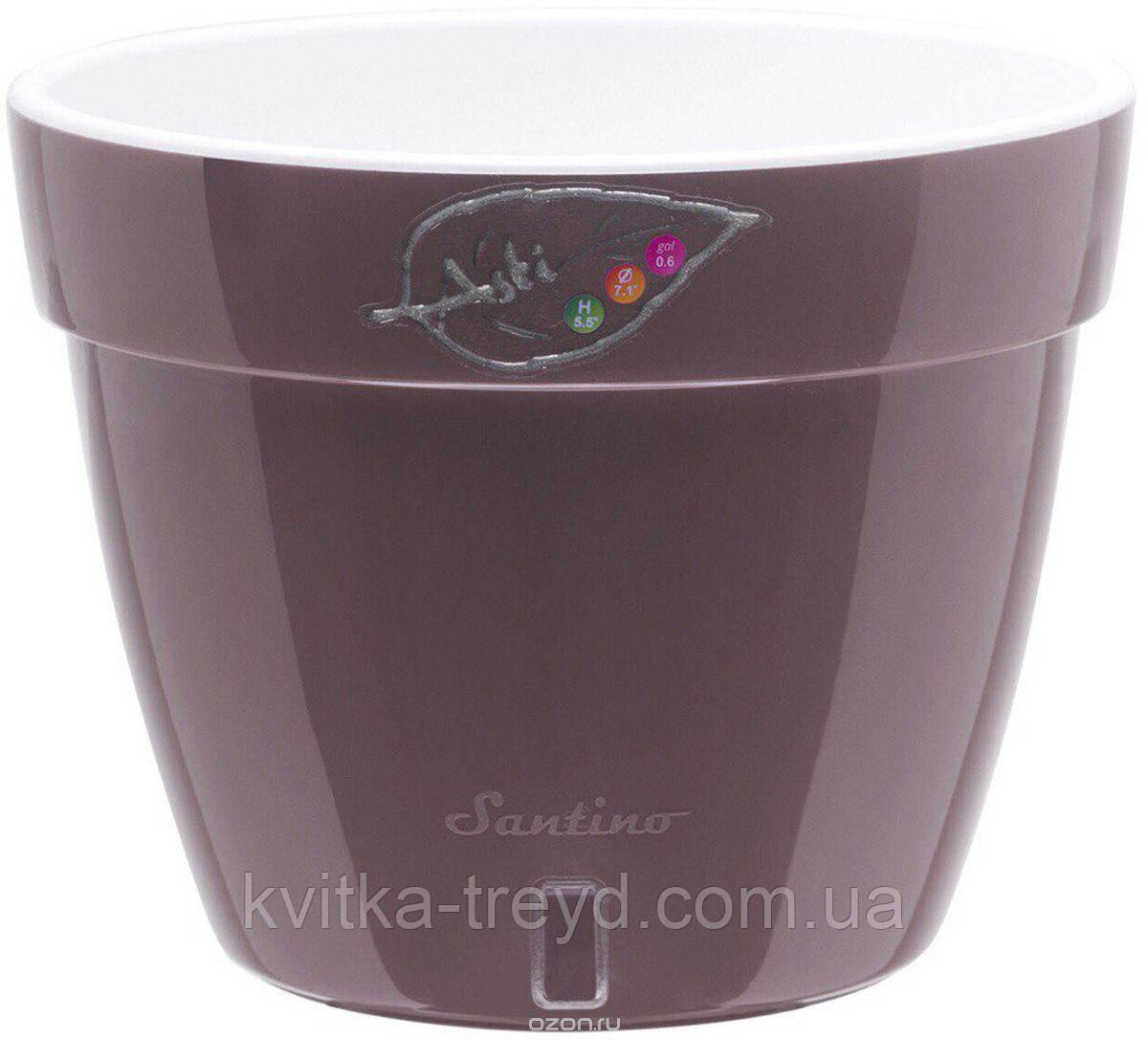 Цветочный горшок Asti 4 литра