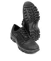 Кроссовки мужские водостойкие кожаные 6д штурм 46р, фото 1