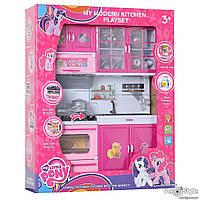 Игровой набор Детская кухня 9914 (звуковые и световые эффекты, посуда...)