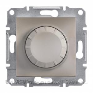 Светорегулятор 600 Вт 230В Schneider Asfora Бронза (EPH6400169)