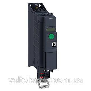 ATV320U02M2C Преобразователь частоты 0.18 кВт Altivar 320 1-ф 220В