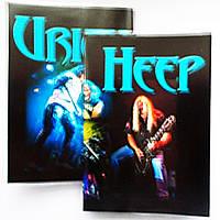 """Обложка ПВХ на паспорт """"Uriah Heep"""""""