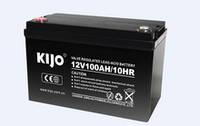 Аккумулятор гелевый Kijo JDG 100 Ач 12В GEL (герметичный)