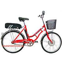 Электровелосипед Салют Retro 24 дюйма