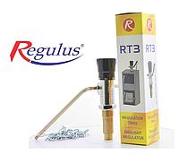Регулятор тяги Regulus RT 3 Терморегулятор для твердотопливных котлов