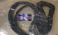 Уплотнитель отбортовка дверного проема Ланос седан (короткий) зад б/у