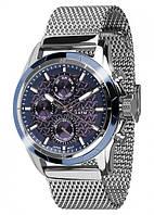 Чоловічі наручні годинники Guardo B01113(m) SBl