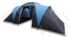 Палатка BEST CAMP BUNBURRY 4 niebieski /15139