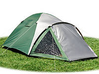 Палатка Abarqs Malwa 3, клеенные швы,тамбур