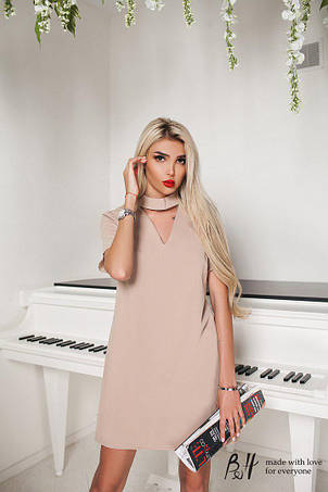 Платье чокер ТМ B&H, фото 2