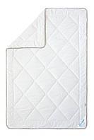 Детское антиаллергенное одеяло SoundSleep Idea 110х140 см  зима белый