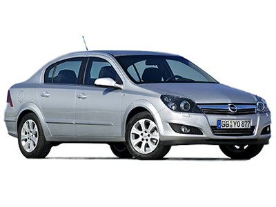 Лобовое стекло Opel Astra H 5D (2004-2010)