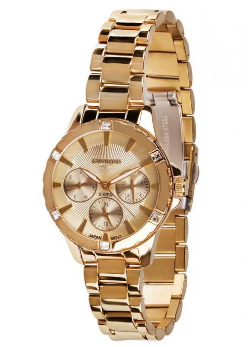 Жіночі наручні годинники Guardo B01118(m) GG