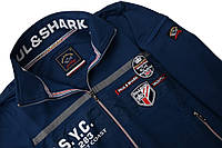 Спортивный мужской костюм Paul&Shark синий, lux качество .