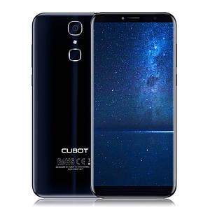 Смартфон ORIGINAL Cubot X18 Dark Blue  (4X1.5Ghz; 3Gb/32Gb; 16МР/5МР; 3200 mAh)