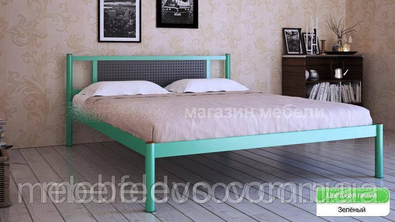 Кровать Флай Нью 1  двуспальная 180  Метакам