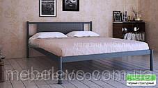 Кровать Флай Нью 1  двуспальная 180  Метакам, фото 2