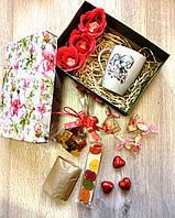 Подарочный набор с чашкой