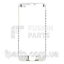 Рамка дисплея iPhone 6 с термоклеем (White), фото 3