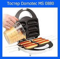 Тостер Domotec MS 0880 HOT DOG MAKER!Акция