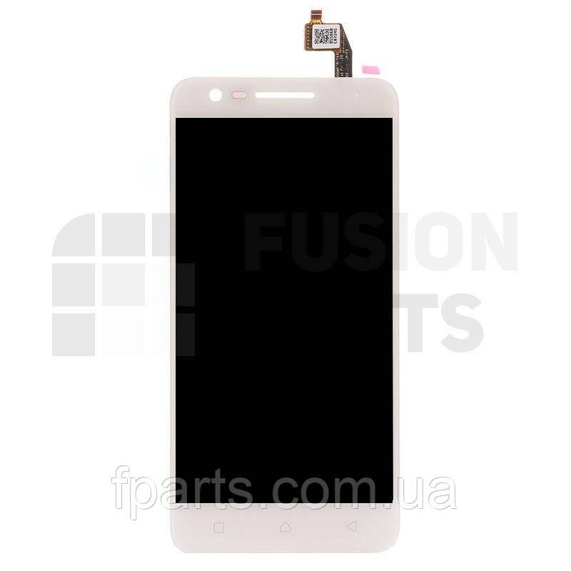 Дисплей Lenovo K10a40 Vibe C2 Power с тачскрином (White)