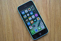 Apple Iphone 5c 16Gb Blue Neverlock Оригинал! , фото 1