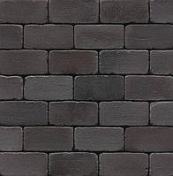 Клинкерное мощение MUHR PK 52 Nr. Черный пестрый глянцевый оббитый Специальный