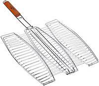 Решетка-гриль для рыбы тройная 65х40х36 см RG-7