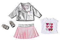 Набор одежды для куклы BABY BORN ЗВЕЗДНЫЙ СТИЛЬ(824931)