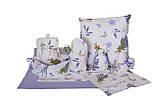 Подушка декоративна, Лаванда, 40х40 см, Ексклюзивні подарунки, Кухонний текстиль, фото 2