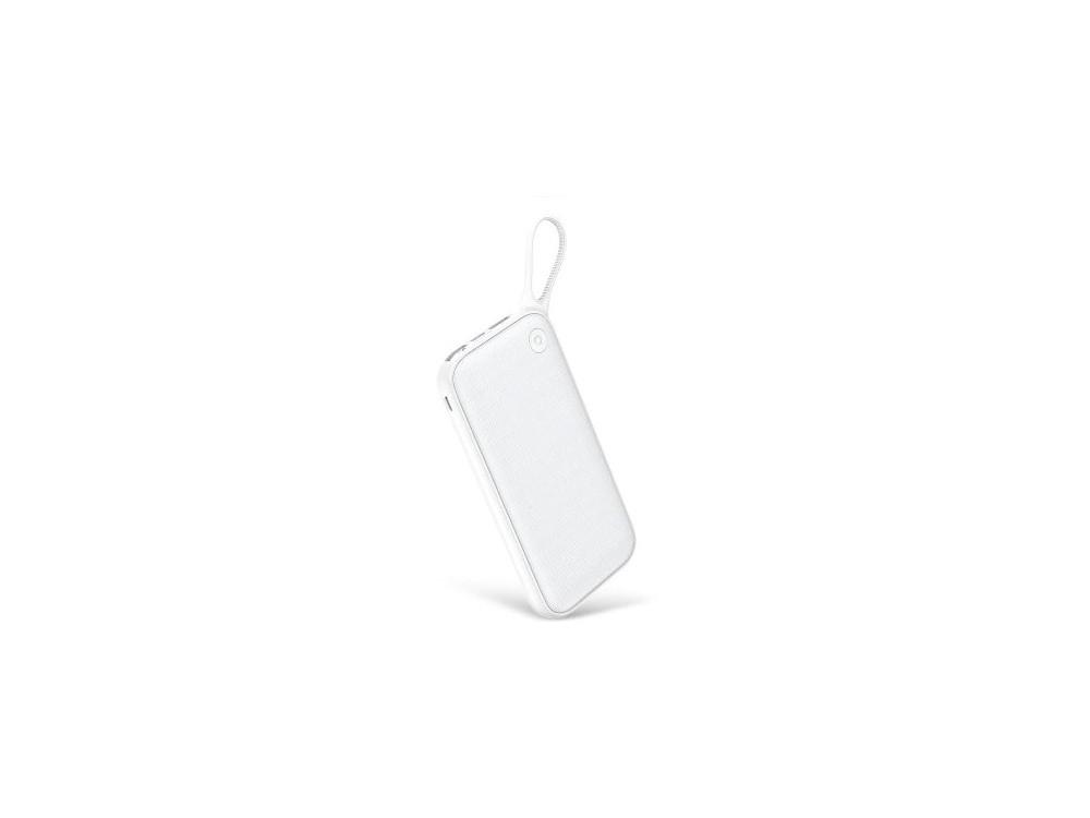 Внешний Аккумулятор Baseus Powerful Quich Charge 3.0 20000mAh White