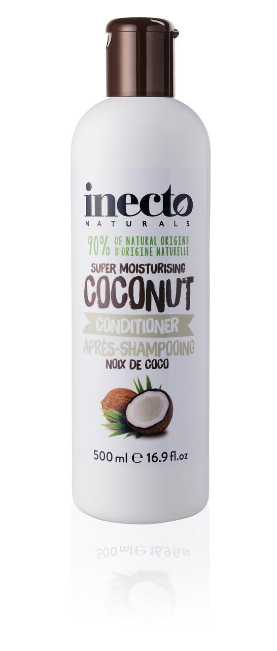 Питательный кондиционер для волос с маслом кокоса Inecto Naturals Coconut Conditioner 500 ml