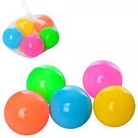 Набор шаров для сухого бассейна 5шт Profi (M 5488)
