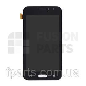 Дисплей Samsung J120 Galaxy J1 (2016) с тачскрином (Black) TFT с регулировкой яркости