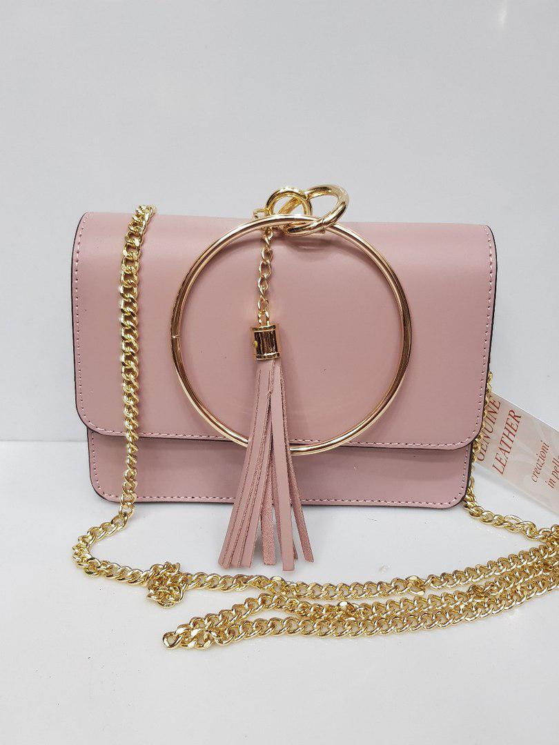 1175db2b84c1 Кожаная маленькая женская сумочка, Италия, цена 1 430 грн., купить в ...