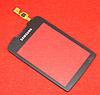 Оригинальный тачскрин / сенсор (сенсорное стекло) для Samsung Corby II S3850 (черный цвет)