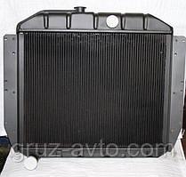 Радиатор водяного охлаждения ЗИЛ -130 3-х рядный /130-1301007-Б / Иран
