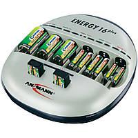 Зарядное устройство для аккумуляторов Ansmann Energy 16 plus (1001-0004)