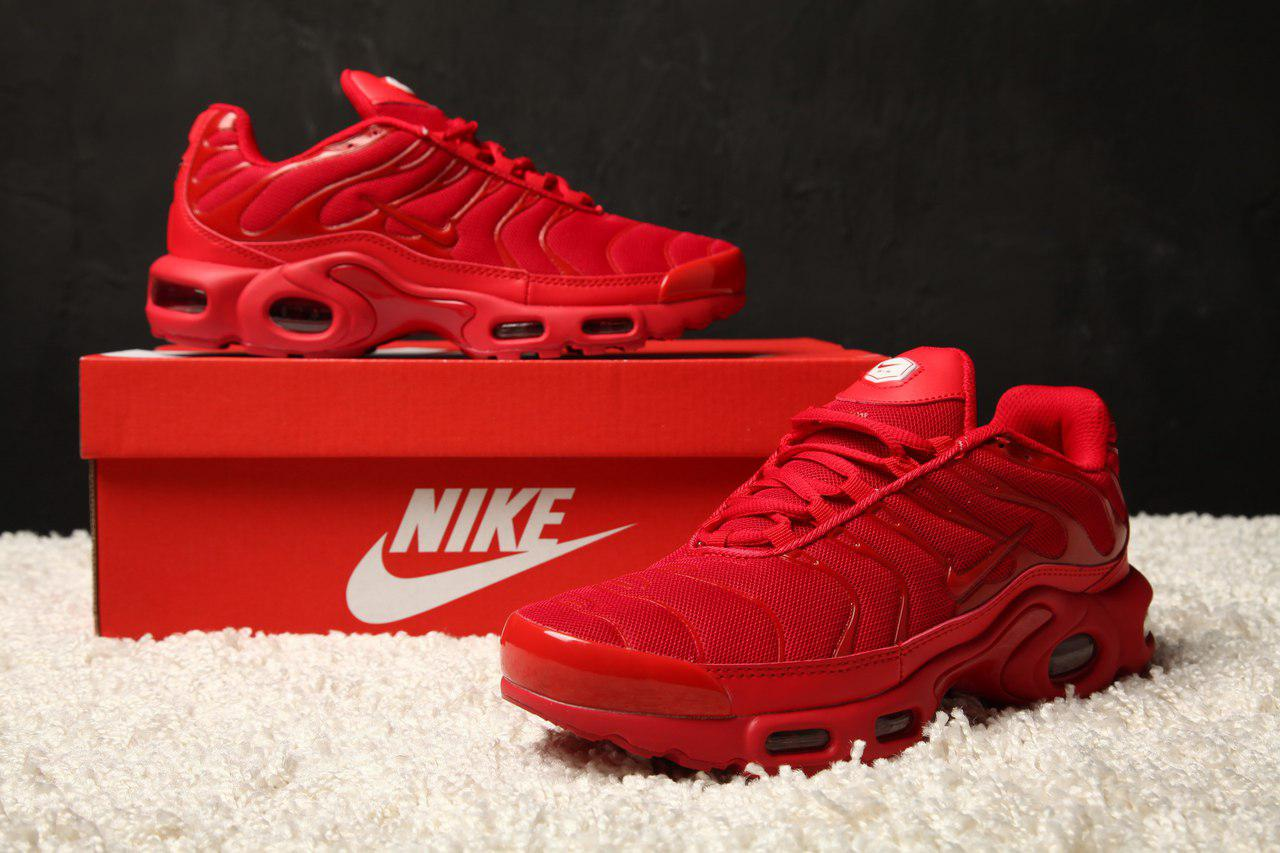 e51c8fc5d0737a Мужские кросовки Nike Air Max Plus Tuned 1 Lava Red  Цена