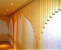 Мультифактурні жалюзі для вікон як штори, фото 1
