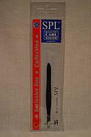 Профессиональный Пинцет для бровей черного цвета от spl