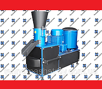 Гранулятор ГКМ-150+ (гранулятор+зерноизмельчитель/сенорезка+ экструдер)