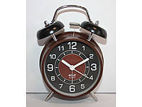 Будильник Прованс металлический большой 1074-10