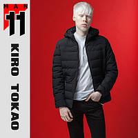 Демисезонная куртка японская Kiro Tokao - 4724 черный